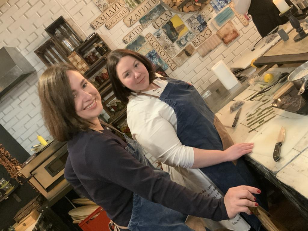 дни рождения в кулинарной студии для взрослых